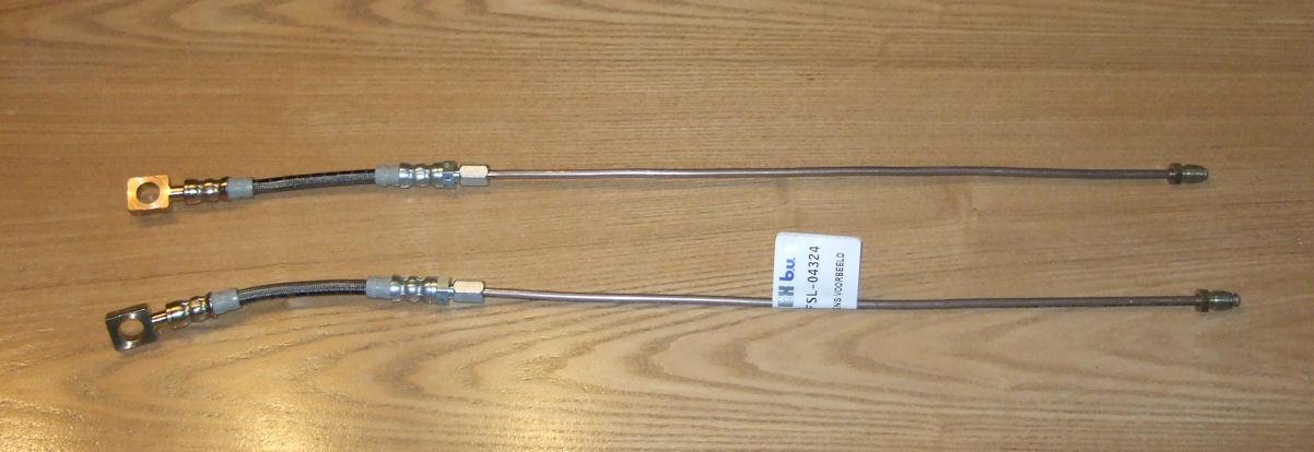 Custom made brakelines