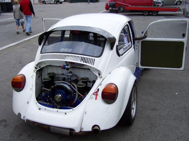 Holzapfel 1303 race beetle