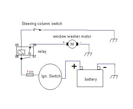 Window Washer Switch – Page 3 – Gerrelt's Garage  Gerrelt's Garage